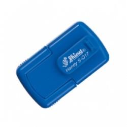 Kabatas zīmogs S-Q17 (17x17mm)