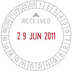 Zīmogs R-542D-T24