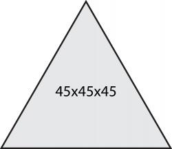 Zīmogs TRI-45